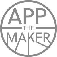 logo-app-the-maker (#888 200h 72dpi)